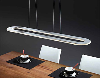 Elegant Dimmbar. LED Pendelleuchte Sima Von Helestra Home Design Ideas