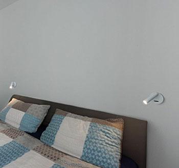 Wandleuchte Bett bett leseleuchten
