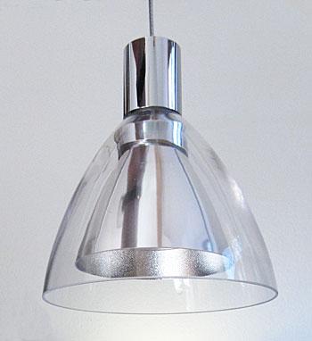 Pendelleuchte Von Bruck Aussen Glas Innen Metall Leuchtmittel Exkl 230v Gu10 Max 50w Pendellänge 150cm Abmaße Leuchtenkopf H 15cm